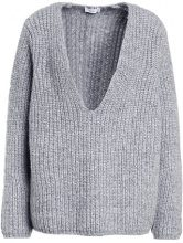 CLOSED Maglione grey heather melange