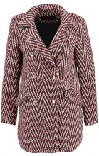Vero Moda VMPARIS 3/4 JACKET Cappotto corto flame scarlet/black/white