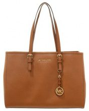 JET SET TRAVEL  - Borsa a mano - cognac