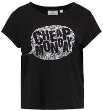 Cheap Monday Tshirt con stampa black