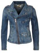 Giacca di jeans - blue rain