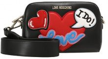 Love Moschino Borsa a tracolla nero