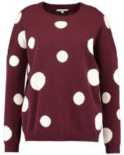 mint&berry REPEAT DOT Maglione burgundy