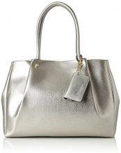 LK BENNETTRegan - Sacchetto Donna , argento (champagner), 14.50x29x39 cm (B x H x T)
