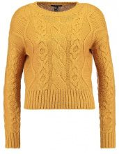 New Look Petite P CABLE JUMPER Maglione bright yellow