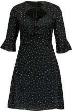 Fashion Union Tall POLKADOT Vestito estivo black