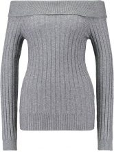 Vero Moda VMAVA SVEA  Maglione medium grey melange