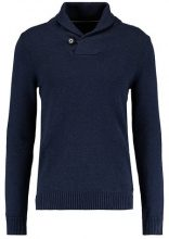 Produkt PKTHNN SHAWL NECK Maglione navy blazer