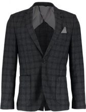 Burton Menswear London OVERCHECK Giacca grey