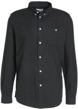 We are Cph DAVY Camicia black melange
