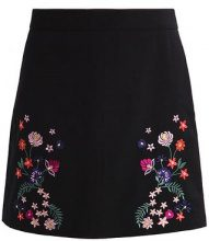 Dorothy Perkins Minigonna black/multicolor