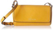 ESCADA Ab717 - Borse a tracolla Donna, Gelb (Mustard), 5x9.5x17 cm (B x H T)