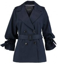 Banana Republic DRAMA SLEEVE Trench preppy navy