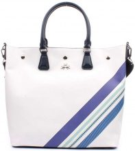 Borsa Shopping La Martina  W1208 Shopping Donna Blu