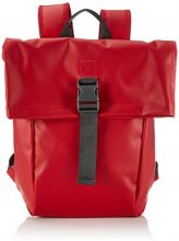 BREE - Punch 92, S, Zaino donna, color Rosso (red 152), talla 36x42x12 cm (B x H x T)
