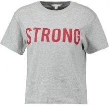 Miss Selfridge STRONG TEE Tshirt con stampa grey