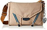 Kipling Ready Now - Borse a tracolla Donna, Beige (Breezy Beige), One Size