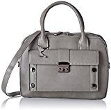 Lollipops Ashton Shopper - Borse a spalla Donna, Gris (Grey), 11x20x30 cm (W x H L)