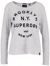 Superdry Maglione grey/white