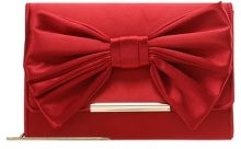 Wallis Pochette red