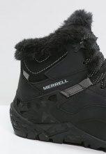 Merrell AURORA 6 ICE WTPF Stivali da neve  black
