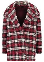 Sisley HEAVY Cappotto invernale red