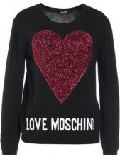 Love Moschino Maglione black
