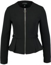 Dorothy Perkins REPEAT ON BUCKLES  Blazer black