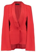 Lavish Alice FITTED CAPE  Blazer red