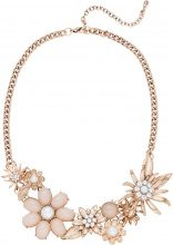 Collana con fiori (rosa) - bpc bonprix collection