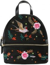Topshop BIRD  Zaino black