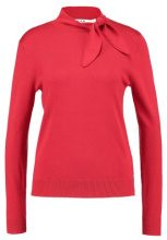 NAKD HIGH NECK KNOT Maglione red