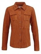 Camicia - copper brown
