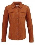Camicia - copper brown