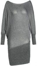 ONLY ONLJANNI  Vestito elegante phantom/silver glitter