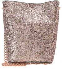 New Look GLITTER MINI            Borsa a mano gunmetal