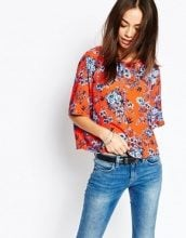 New Look - Top a fiori