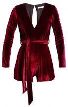 Oh My Love DOLE  Tuta jumpsuit burgundy