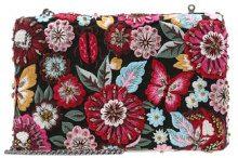 PARFOIS FLOWER BOX Pochette fuchsia