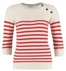 Maglione - fiery red