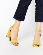 ASOS - HERE GOES - Sandali con tacco