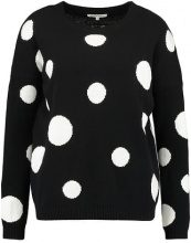 mint&berry REPEAT DOT Maglione black