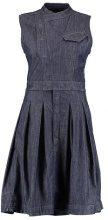 GStar HYBRID ARCHIVE PLT SHT DRESS S/LESS Vestito di jeans stretch denim