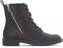 Boots dettaglio borchie