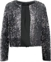 Dorothy Perkins BOXY SEQUIN Blazer silver