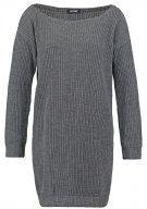 AYVAN - Vestito di maglia - dark grey