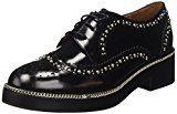 Jeffrey Campbell Bartok 2Sc, Mocassini Donna, Nero (Leather Box Black), 38 EU