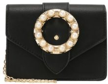 Missguided GLITTER MINI CROSS BODY BAG Borsa a tracolla black