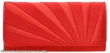 Anna Field Pochette red