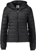 ONLY ONLTAHOE HOODED SPRING JACKET  Giacca da mezza stagione black